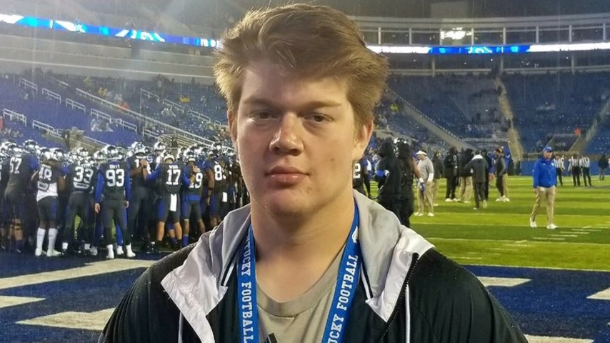 OL Amsler Said Maryland Could Be The Right Fit