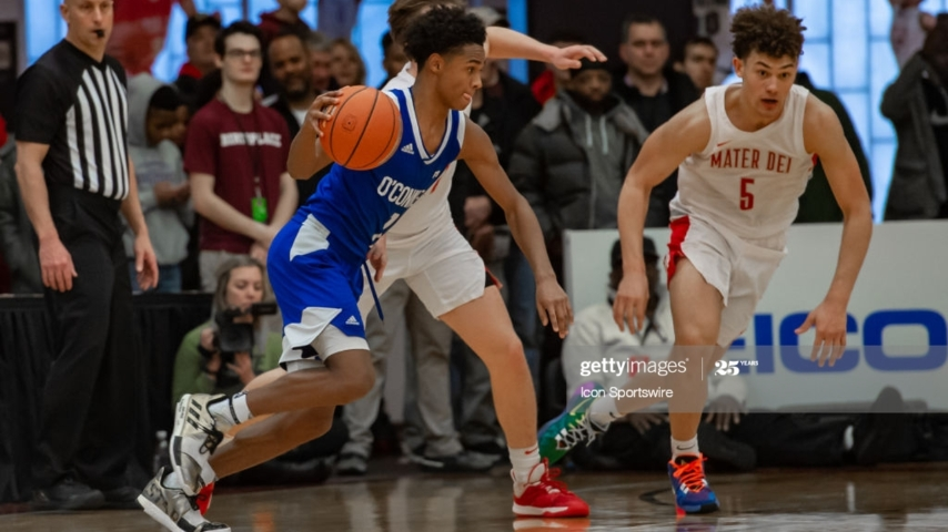 PG Lewis Makes Maryland Commitment Official