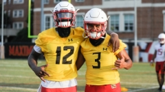 Takeaways From Maryland's Initial Depth Chart