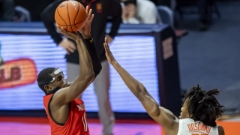 Terps Continue To Fight, But Have Another Stiff Road Test At The Barn