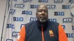 Locksley Discusses Illinois Victory