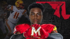 DE Owens 'Can't Wait To Get On The Field' At Maryland